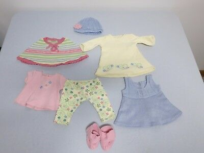 Bitty Baby Mix and Match 7 piece Outfit for Dolls 2011