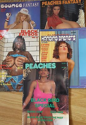 Well Endowed Models Magazine Collection