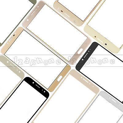 Front Outer Glass Lens Cover Fix Parts For Samsung Galaxy J7 Pro C7 Pro C9 Pro