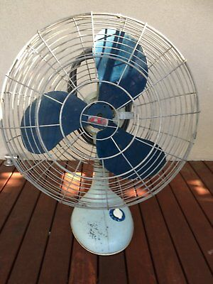 Vintage FAN GEC 25 inch or 63cm tall