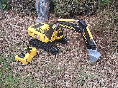 Dickie Toys Excavator remote controlled