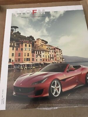 The Official Ferrari Magazine Issue 36 - NEW OUT TODAY (12 October 2017)
