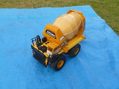 Cement Truck / Concrete Mixer - Muscle Machine Brand - Not Tonka - Vintage Toy