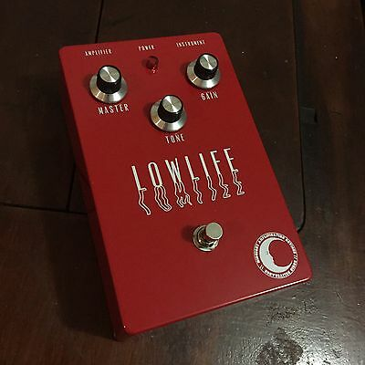 Midnight Amplification Devices - Lowlife Fuzz