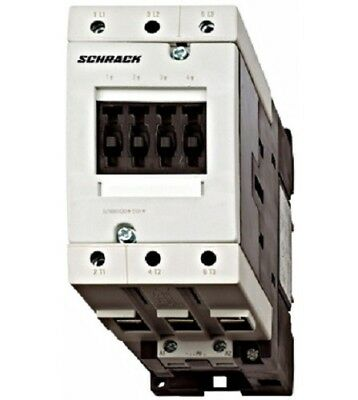Contactor SCHRACK AC3: up to 45KW / 95A 400V, Size S3 (100% Siemens compatible)