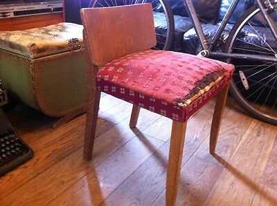 Vintage G Plan Dressing Table Chair By E Gomme