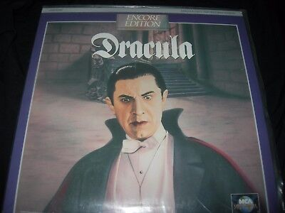 Dracula And Quatermass Ii With Insert Laser Disc