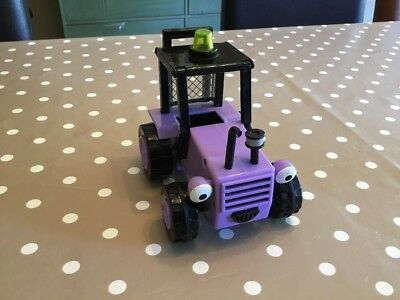 Trix Bob The Builder Tractor Forklift Truck Toy