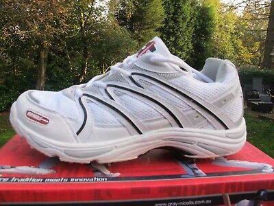 WOW CRICKET DEAL Gray Nicolls PLAYERS  Spike Mens Cricket Shoes  UK 9.5
