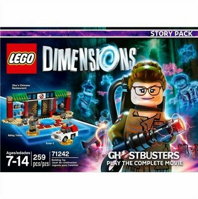 NEW! LEGO Dimension Ghostbusters Story Pack 71242 - Free Postage