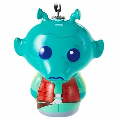 2017 Hallmark Itty Bittys Star Wars Limited Edition GREEDO Ornament