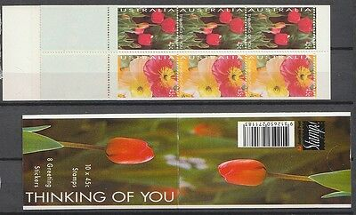 "AUSTRALIA ""Thinking of Yoy"" Libretto NUOVO  -MNH-"