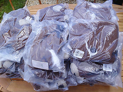 JOBLOT x 50 NEW RIVER ISLAND KIDS/CHILDS/BOYS/GIRLS BEENIE WINTER HAT - ONE SIZE