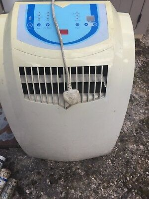 Mobile Air Conditioning Unit