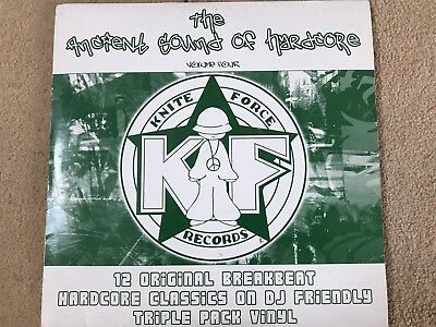 The Ancient Sound Of Hardcore - Volume Four Kniteforce Oldskool