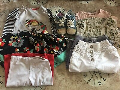 Baby Girl Next Clothes Bundle 3-6/6-9 Months