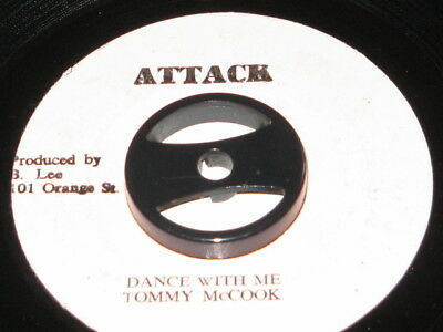 7 inch MOVING OUT - TOMMY McCOOK!!!!!!!!!!