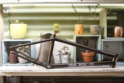 FBM STEADFAST FRAME in CLEAR, TRANS BROWN