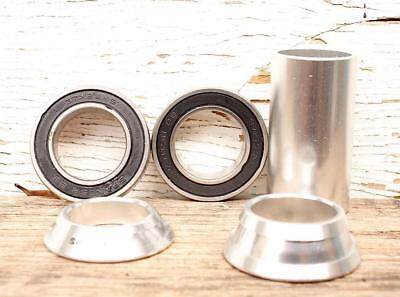 FLY BIKES SPANISH BB 22MM in POLISHED