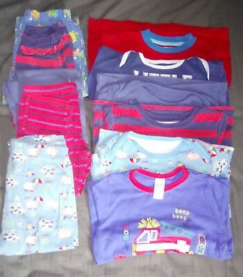 fab bundle of baby boy pjs pyjamas * 18-24 months * lots of pictures* :0)