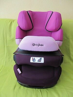 Cybex Pallas Fix Purple Auto Kindersitz Autokindersitz