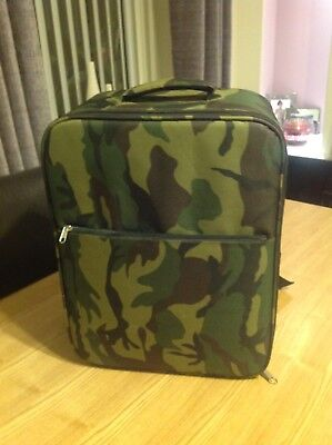 Quadcopter ruck sack carry case