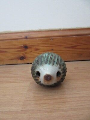 Vintage Briglin Studio Pottery Small Hedgehog