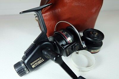MITCHELL 2250RD Fishing Reel With Spare Spool And Case
