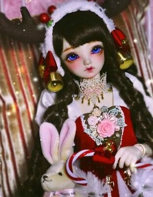 bjd 1/3 girl Calandra BJD Asleep Eidolon 2016