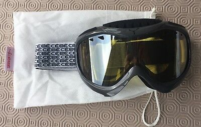 Men Cebe Ski and snowboard goggles Extreme Sports good visibility on cloudy days