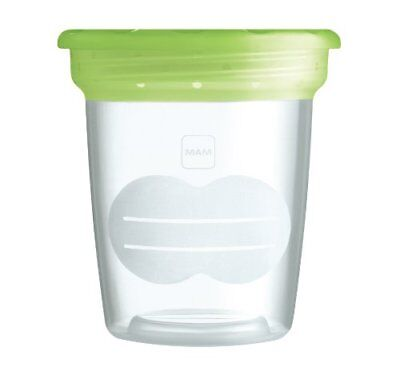 Mam Breast Milk Storage Solution x5