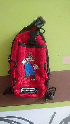Sacoche mario switch n carry