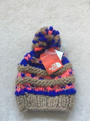 Unisex The North Face Nanny Knit Beanie. One Size. New