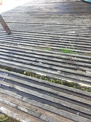 Need decking boards removed? North West Area?