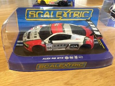Scalextric Audi R8 GT3 - Boxed