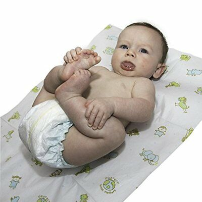 Disposable Changing Mat for Baby - Travel Changing Mat Helps You Feel Confident