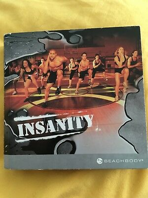 Insanity work out - full set - Shaun t - fitness