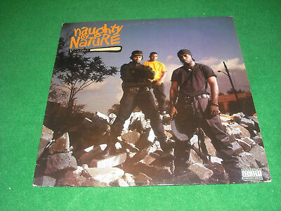 NAUGHTY BY NATURE  -  FLYING INTERNATIONAL  made in ITA