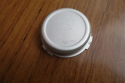 Zeiss Ikon Lens Cap For Contax