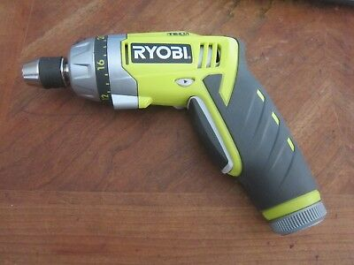 Ryobi CSD42L  4V Li-Ion Screwdriver unused bare unit