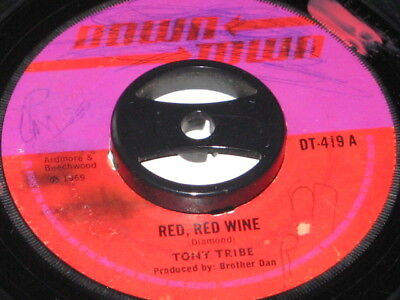 7 inch RED RED WINE - TONY TRIBE!!!!!!!!!
