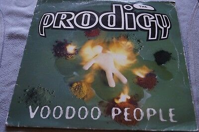 "The Prodigy................voodoo People 12"" Single"