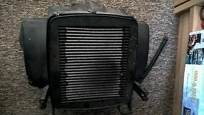 Suzuki Bandit airbox and filter