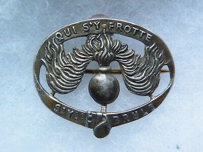 Arm badge 9th Battalion Royal Tank Regiment WW II