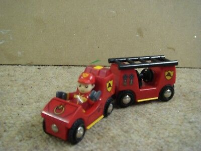 Brio Fire Engine - Battery Operated Lights and Sound