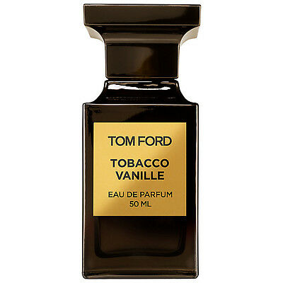 tom ford tobacco vanille 50ml edp new with no box, sealed bottle