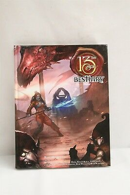 13th Age RPG Role Playing Game Bestiary Source Book