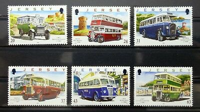 Jersey 1998 buses MNH