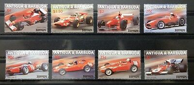 Antigua & Barbuda 2002 cars MNH