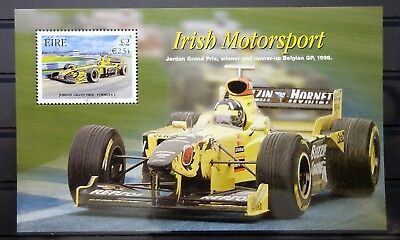 Ireland 2001 cars MNH
